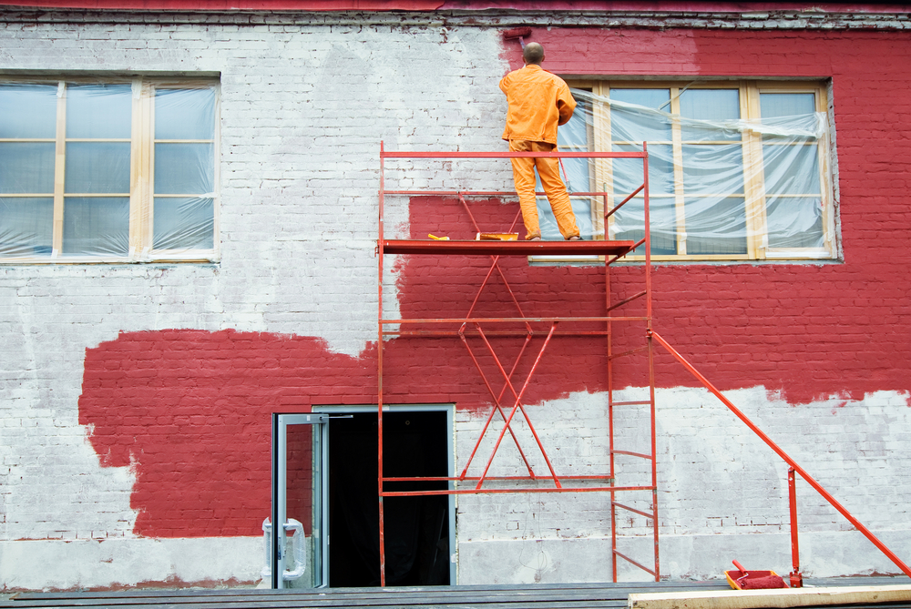 New Bedford Commercial Painters